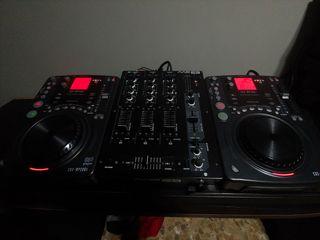 2 Reproductores Akiyama CDX 200S