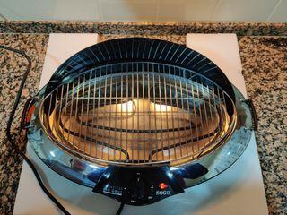 Barbacoa grill eléctrica