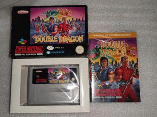 Super Double Dragon Super Nintendo