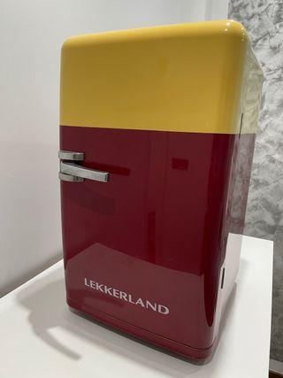 Nevera para coche Lekkerland