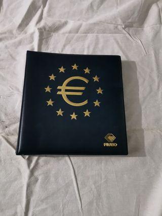 Album monedas euro