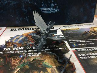 Altos elfos Warhammer fantasy