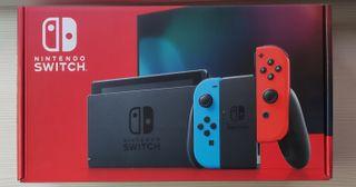 Nintendo Switch V2 sin uso
