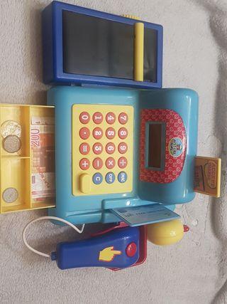 caja de registradora juguete