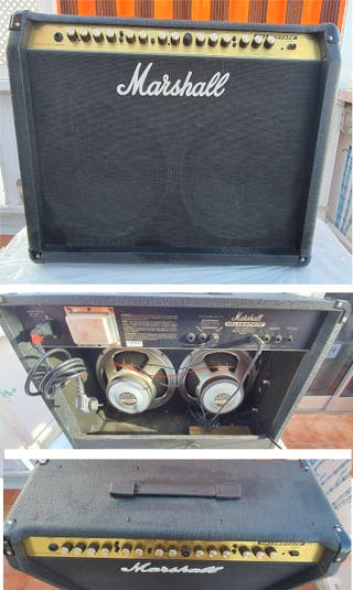 Amplificador de guitarra Marshall Valvestate VS102