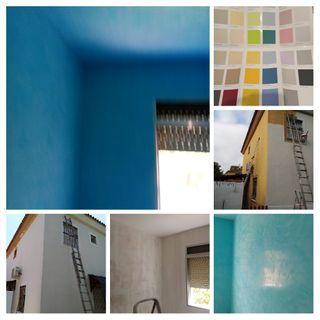 pintor , pintura en general y impermeabilizacion