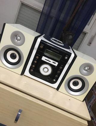 ALTAVOCES/equipo de sonido/Radio Thomson NUEVOS