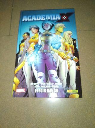 Comic Academia X Tomo n°1.