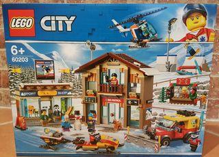 Lego 60203 - Estación de Esquí (NUEVO)