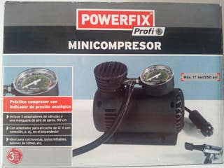 MINI COMPRESOR-POWERFIX PROFI