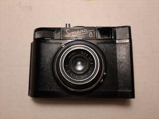 Smena 8 objetivo ROMO 40mm 4(35mm)