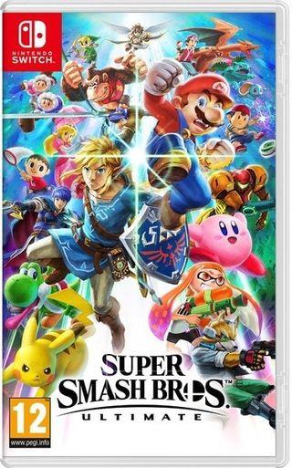 Super Smash Bros Ultimate - Vendo o Cambio