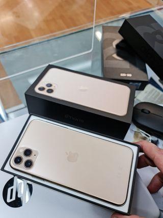 IPHONE 11 PRO MAX ORO 64 GB