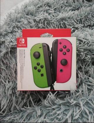 Joy con Nintendo switch 10/10