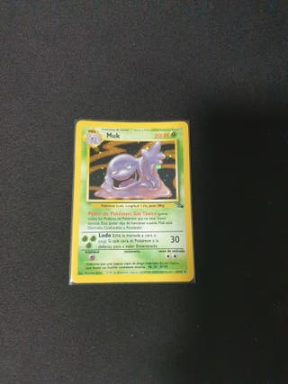 Muk Fosil 1999 Wizards Holo