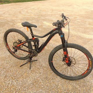 Bicicleta MTB Ghost doble