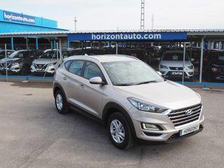 Hyundai Tucson SLE 1.6GDi 132cv
