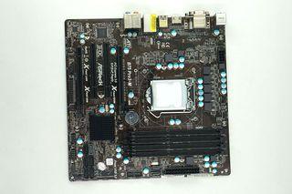 placa base, disipador,4gb de RAM DDR3,