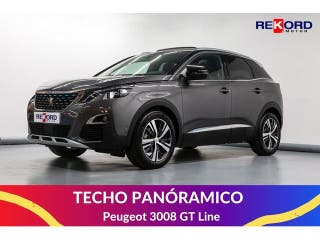 Peugeot 3008 SUV PureTech 130 GT Line SANDS EAT8 96 kW (130 CV)