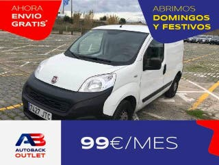 Fiat Fiorino Cargo Furgon 1.3 Multijet Base 55 kW (75 CV)