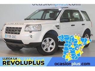 Land Rover Freelander 2.2 Td4 HSE 4x4 118 kW (160 CV)
