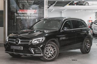 Mercedes-Benz GLC GLC 350 d 4MATIC
