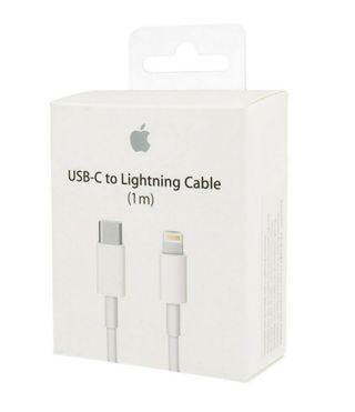 Cable Apple USBC Lightning 1m Precinto