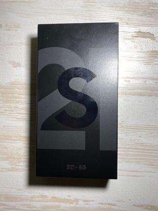 Samsung galaxy S21+5G (256gb)