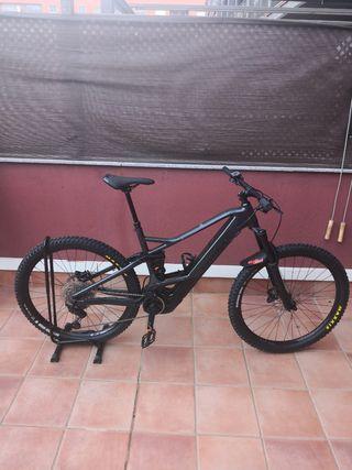 bicicleta electrica orbea wild H25 2021