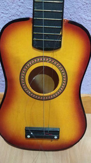 Guitarra infantil juguete