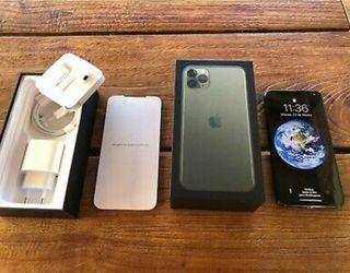 iPhone 11 Pro Max verde 256 gb