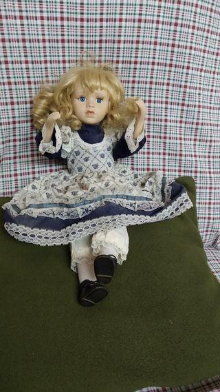 muñeca de colección