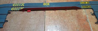 Pitbox para Scalextric WOS y advance