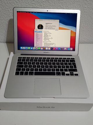 MacBook Air 13 pulgadas de 2015. Perfecto estado.