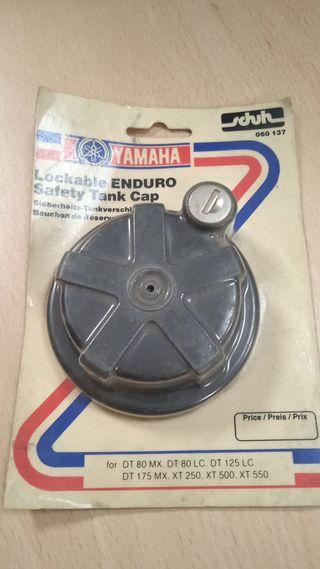 Tapón gasolina depósito Yamaha DT 80 125 175