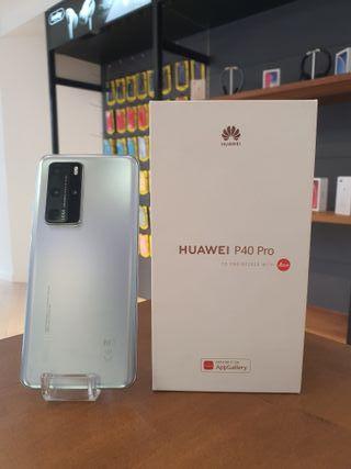 HUAWEI P40 PRO 256GB PLATA