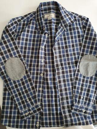 4 camisas niño talla 9-10 por 10€