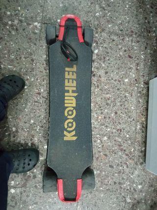 Longboard eléctrico koowheel