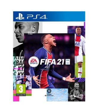 Videojuego EA Sports FIFA 21 (2021) PS4