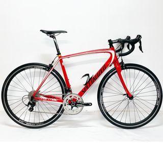 bici de carretera specialized tarmac carbono 11v