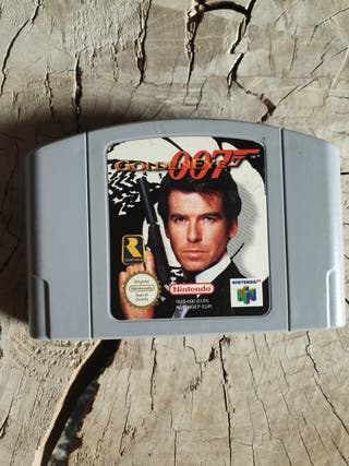 Goldeneye 007 Nintendo 64 N64