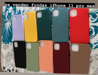 Fundas iPhone 11 Pro Max sin extranar