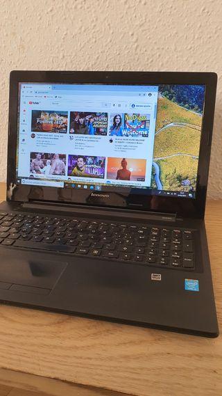 Portatil Lenovo ideapad G50-70