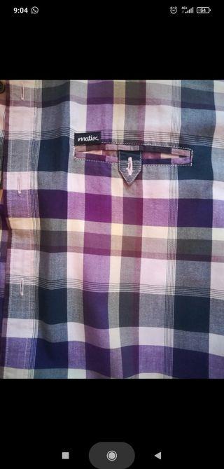 Camisa Matix