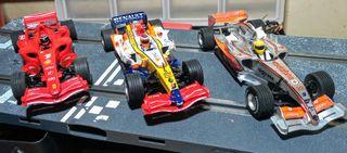 SCALEXTRIC DIGITAL pack Fórmula 1