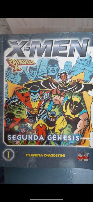 X Men segunda genesis