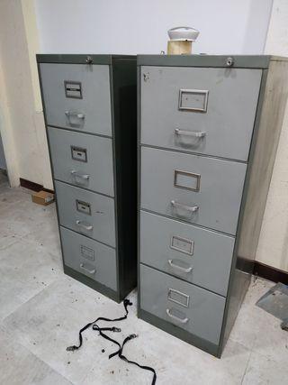 2 archivadores