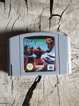 Lylat Wars Nintendo 64 N64