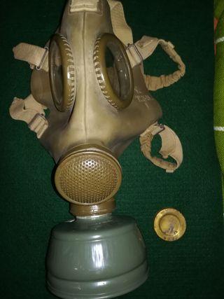 Mascara anti-gas años 50/60 Infantería de Marina