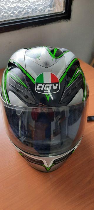 Casco moto integral AGV